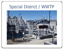 Special Districts and Waste Water Treatment Plants