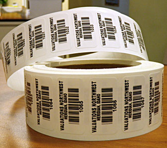 Bar Code Tagging Services